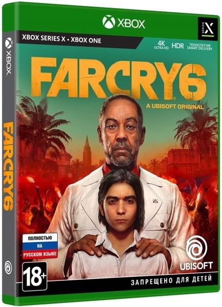 Far Cry 6 Standard Edition XONE/XSX