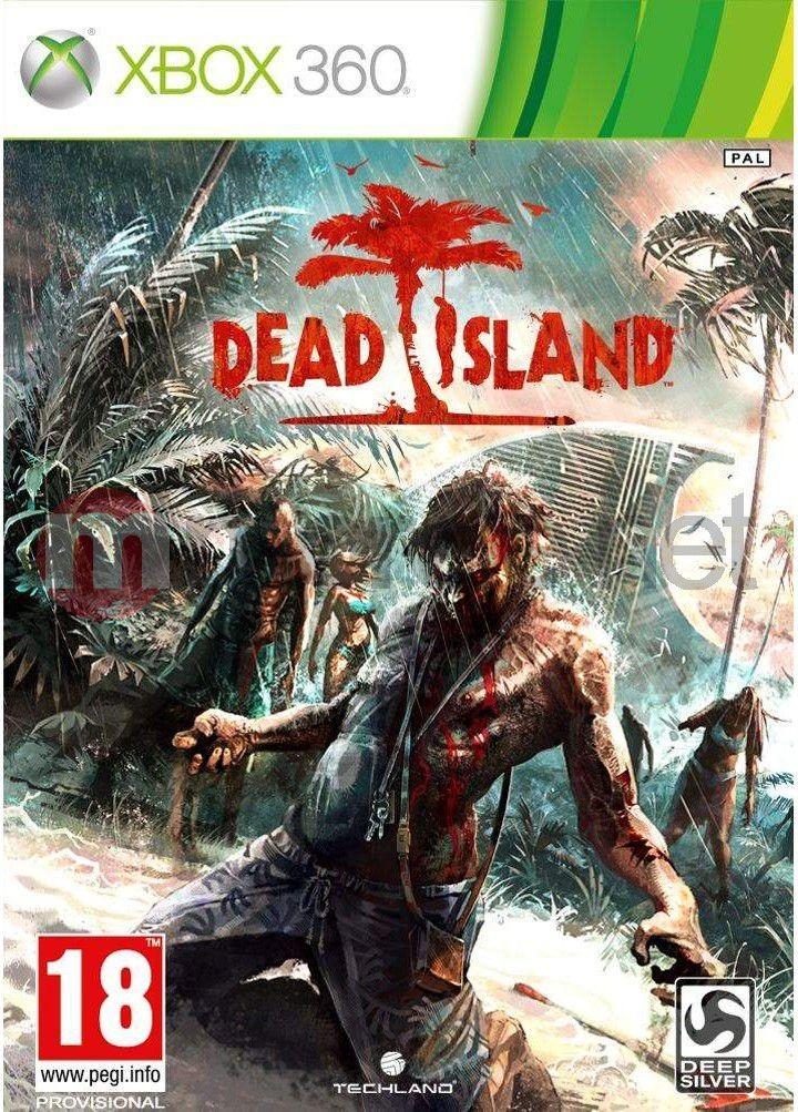 Dead Island б/в X360