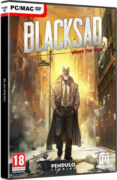 Blacksad: Under The Skin. Колекційне видання