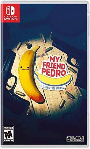 My Friend Pedro SWITCH