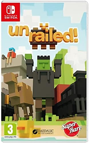 Unrailed! SWITCH