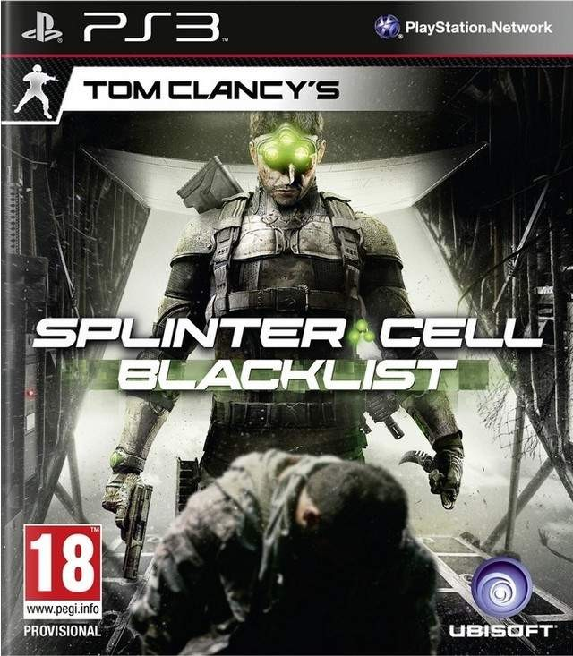 Tom Clancy's Splinter Cell: Blacklist б/в PS3