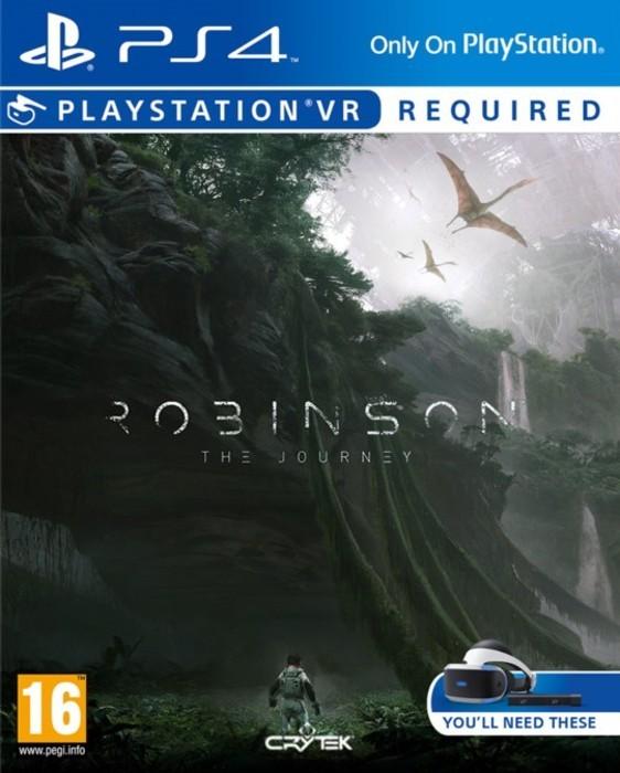 Robinson: The Journey (только для VR) б/у PS4