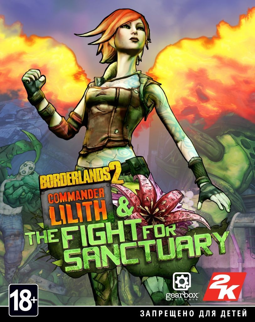 Borderlands 2: Commander Lilith & the Fight for Sanctuary PC DIGITAL