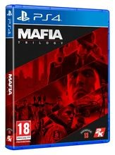 Mafia Trilogy | Мафия трилогия PS4