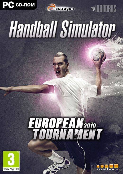 Handball Simulator 2010 European Tournament PC