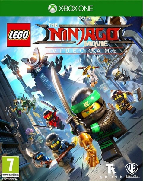 LEGO Нiндзяго Фiльм Вiдеогра | LEGO Ninjago Movie Video Game XONE