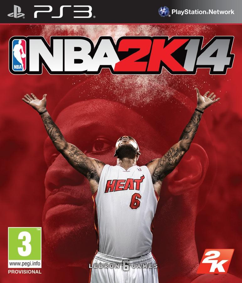 NBA 2K14 б/в PS3