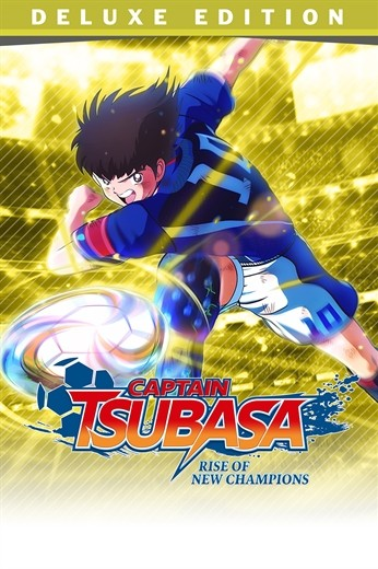 Captain Tsubasa: Rise of New Champions - Deluxe Edition PC DIGITAL