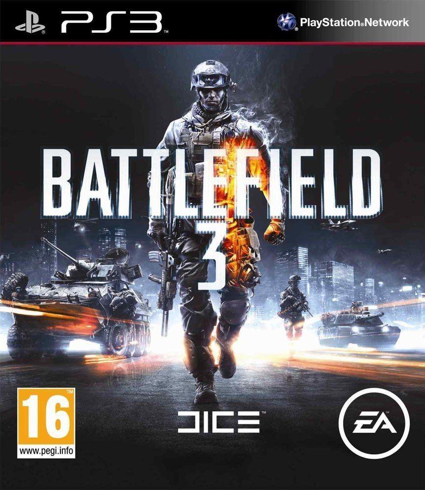 Battlefield 3 б/в PS3