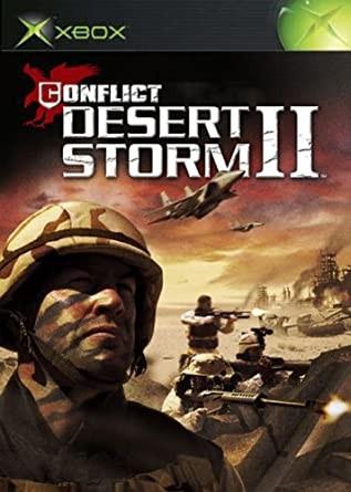 Conflict: Desert Storm II | Conflict: Desert Storm 2 б/в XBOX