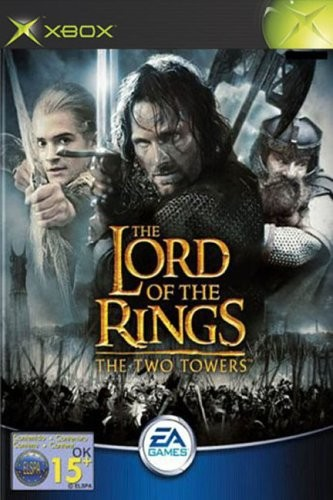 The Lord of the Rings The Two Towers б/в XBOX