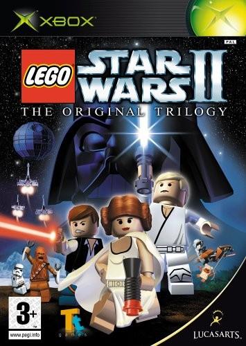 LEGO Star Wars II The Original Trilogy б/у | LEGO Зведные Войны 2 XBOX