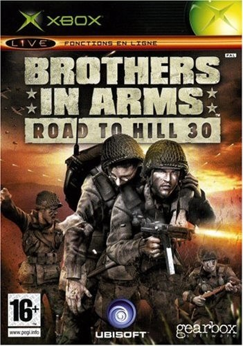Brothers in Arms: Road to Hill 30 б/в XBOX