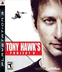 Tony Hawk's Project 8 б/в PS3