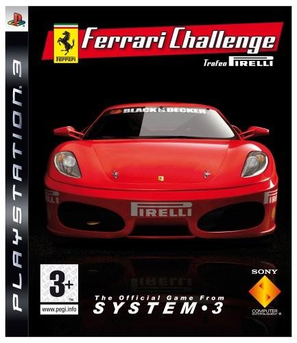 Ferrari Challenge: Trofeo Pirelli б/у PS3