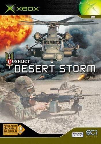 Conflict: Desert Storm б/в XBOX