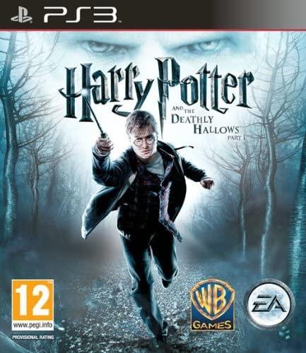 Harry Potter and The Deathly Hallows Part 1   Гарри Поттер и Дары Смерти Часть 1 б/у PS3