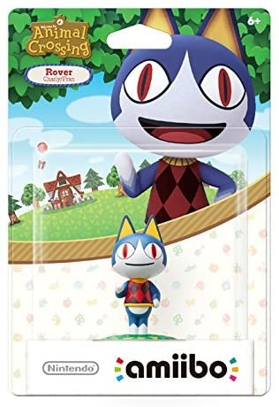 Animal Crossing Series: Интерактивная фигурка amiibo – Rover
