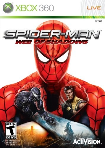 Spider-Man: Web of Shadows б/в X360