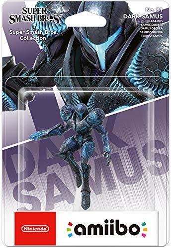 Super Smash Bros.: Інтерактивна фігурка amiibo - Dark Samus