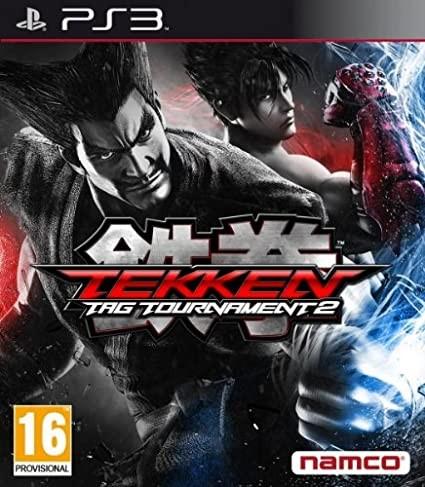 Tekken Tag Tournament 2 б/у PS3