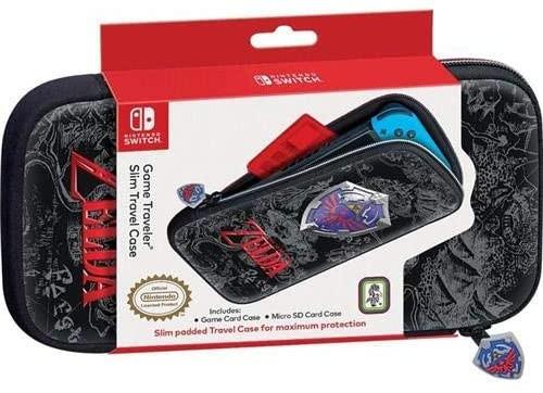 Защитный чехол Nintendo Switch Zelda Hyrule Shield Game Traveler Slim Case SWITCH