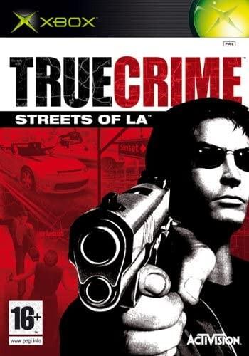 True Crime Streets of LA б/у XBOX