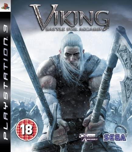 Viking: Battle For Asgard б/у PS3