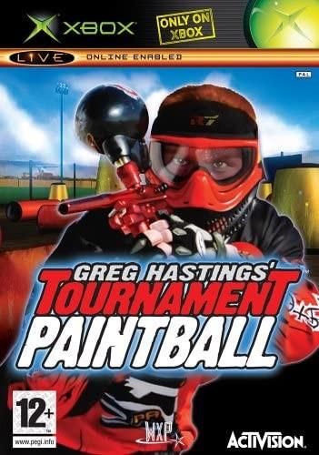 Greg Hastings' Tournament Paintball б/в XBOX