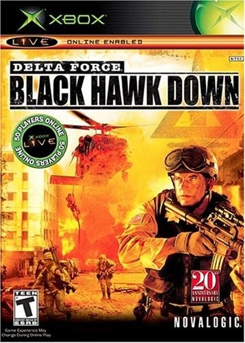Delta Force: Black Hawk Down б/в XBOX