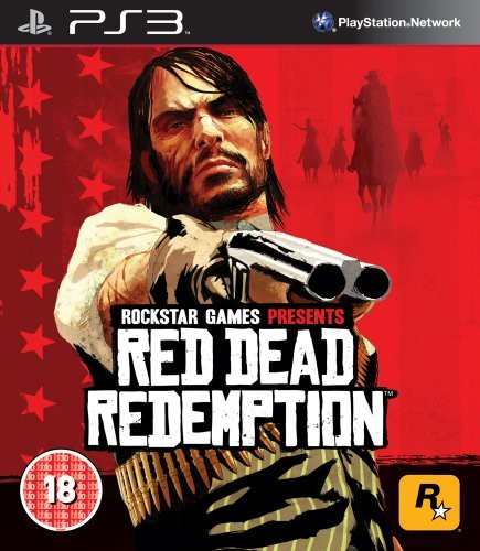 RED DEAD REDEMPTION б/в PS3