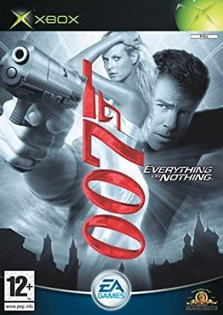 James Bond 007: Everything or Nothing б/в XBOX