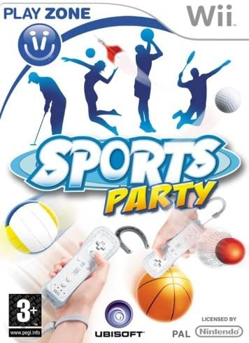 Sports Party б/в Wii