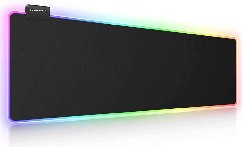 Килимок RGB Gaming Mouse Pad 800x300mm