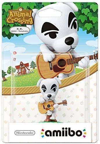 Animal Crossing Series: Интерактивная фигурка amiibo – K.K. Slider