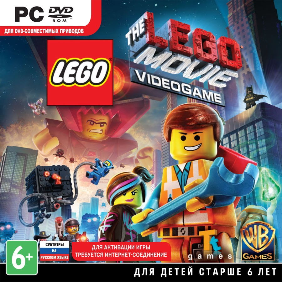 The LEGO Movie Videogame | LEGO Фільм