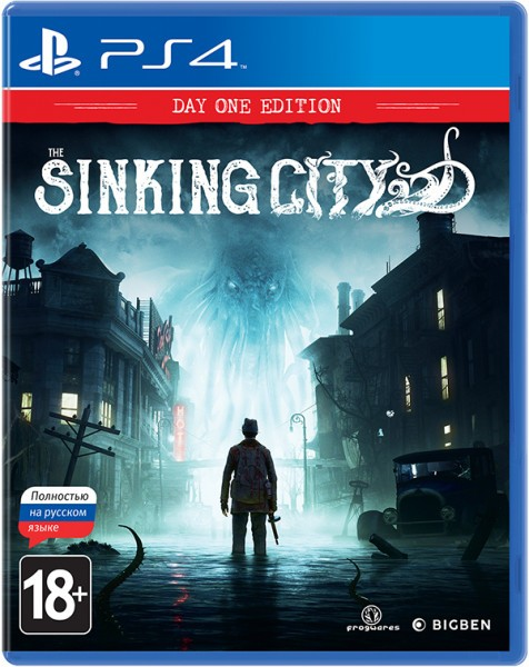 The Sinking City. Издание первого дня PS4