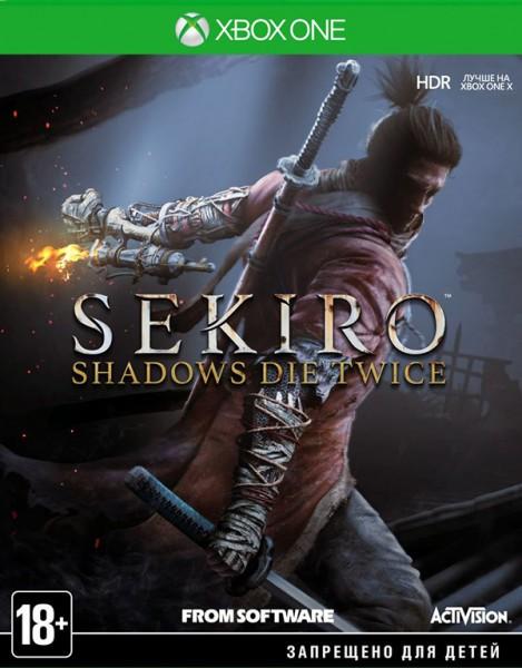 Sekiro Shadows Die Twice XONE