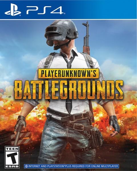 PUBG | PlayerUnknown's Battlegrounds PS4