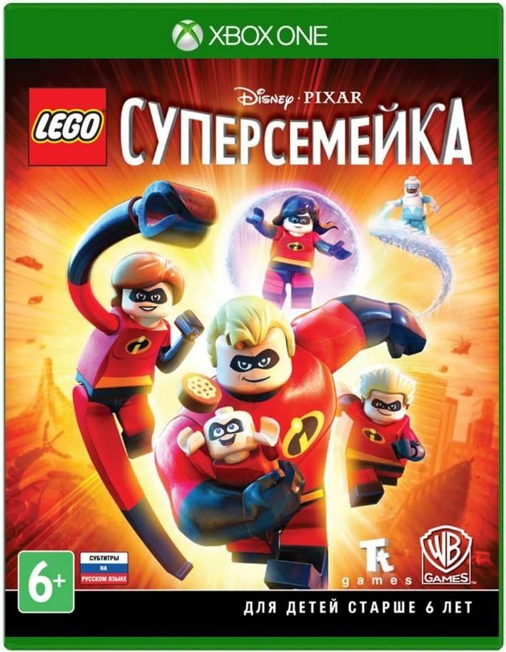 LEGO Суперсемейка | LEGO The Incredibles XONE