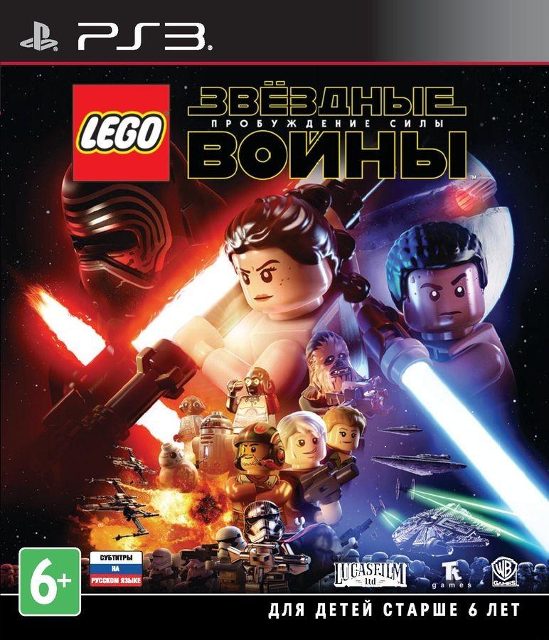 «LEGO Зоряні війни: Пробудження Сили» PS3