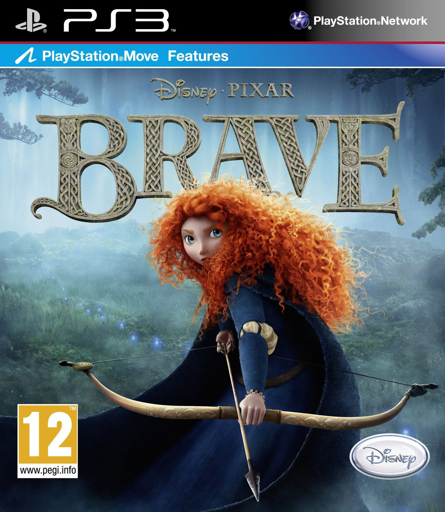 Brave | Хоробра серцем PS3