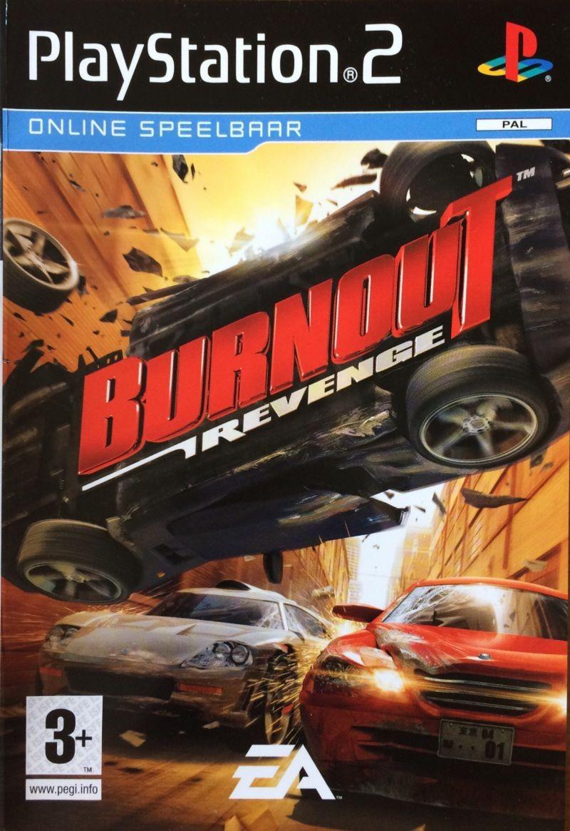 Burnout Revenge б/у PS2