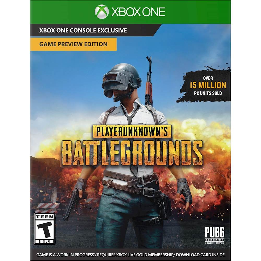 PUBG | PlayerUnknown's Battlegrounds (код) XONE