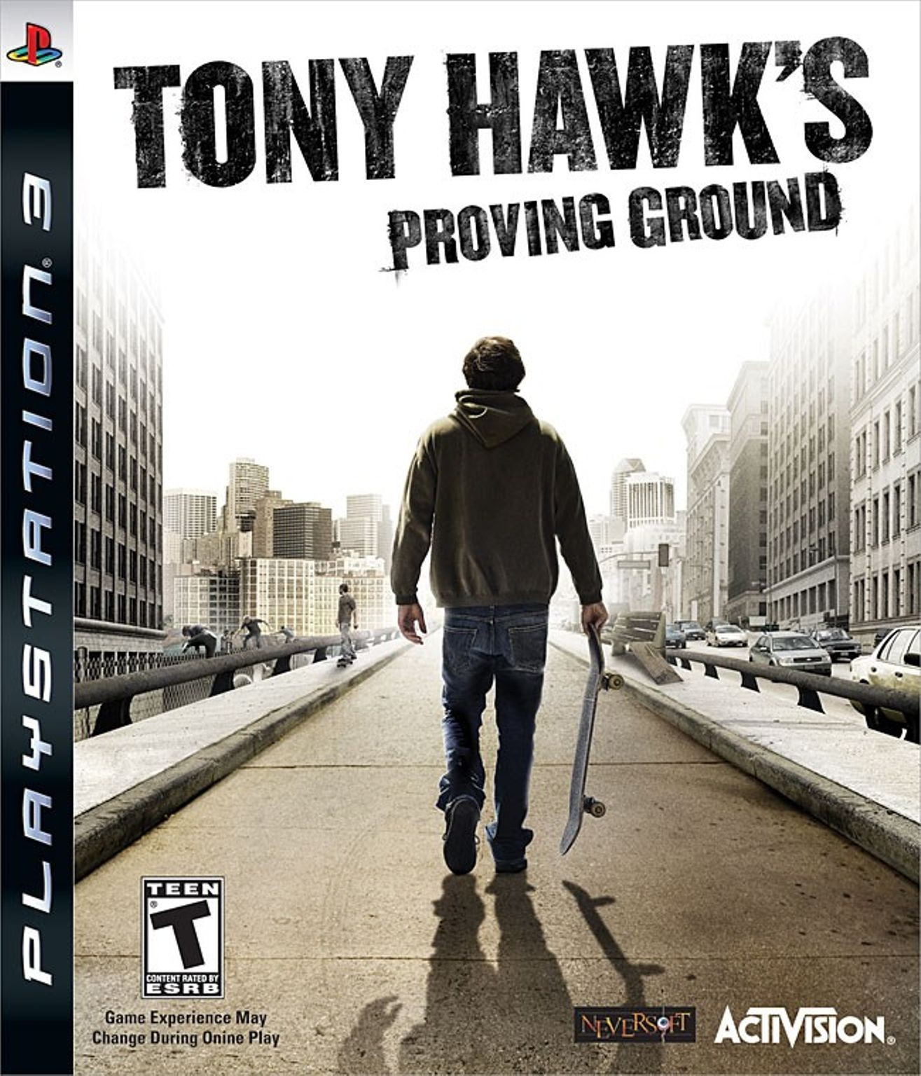 Tony Hawk's Proving Ground б/в PS3