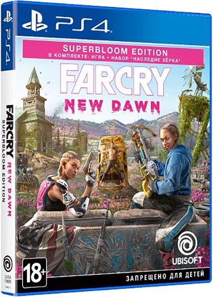 Far Cry New Dawn. Superbloom Edition PS4