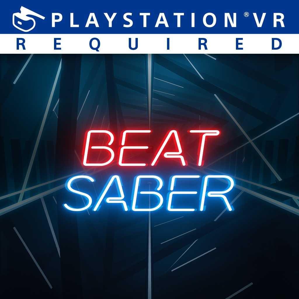 Прокат Beat Saber (тільки для VR) від 7 днів PS4