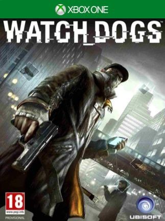 Watch Dogs б/у XONE