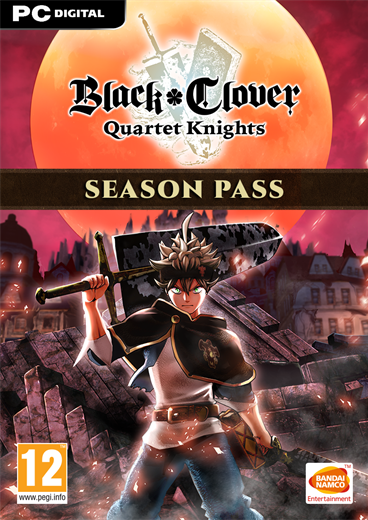 Black Clover: Quartet Knights - Season Pass PC DIGITAL